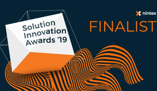 2019 Nintex Solution Innovation Awards