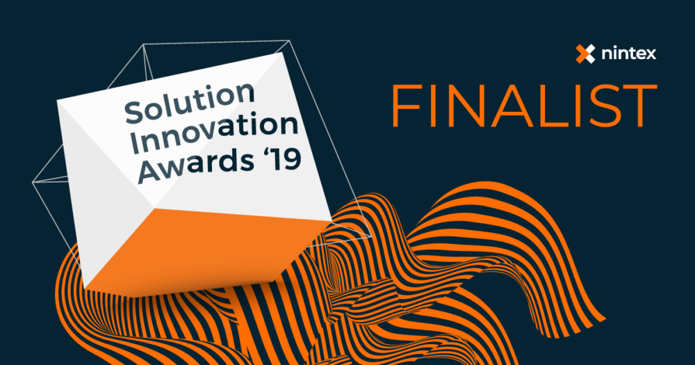 2019 Nintex Solution Innovation Awards