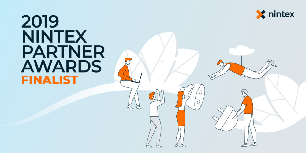 2019 Nintex Partner Awards Finalist