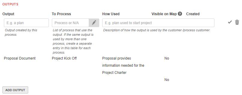 Nintex Promapp Outputs