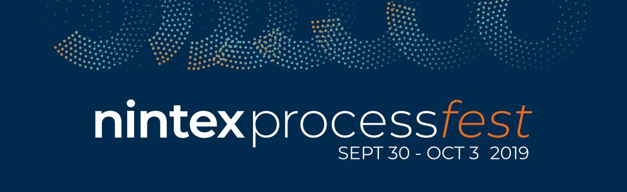 Nintex ProcessFest 2019
